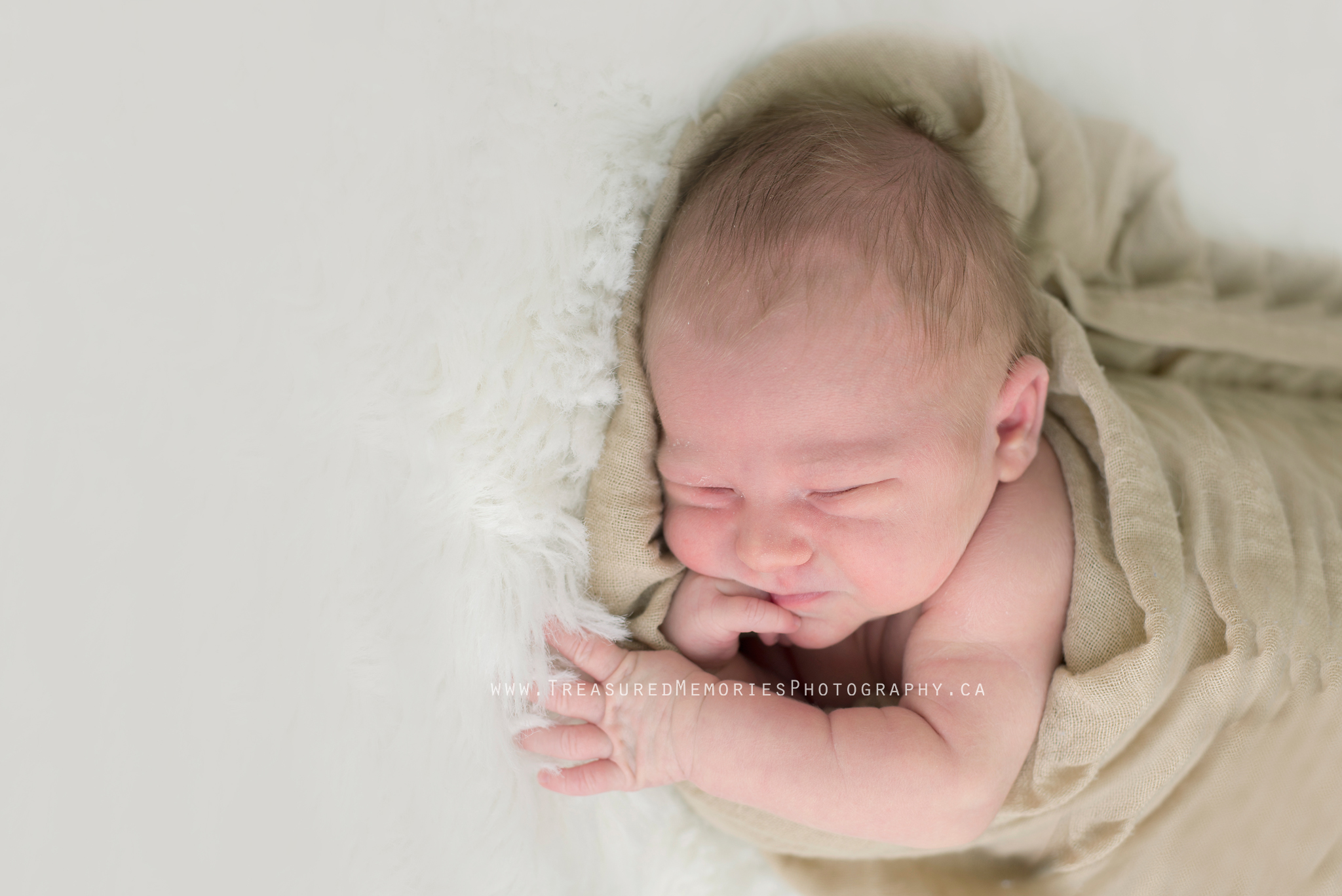 Baby jagger hamilton newborn studio session